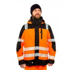 Warnschutz - Jacke Traffic