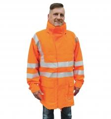 Warnschutz - Jacke Franken