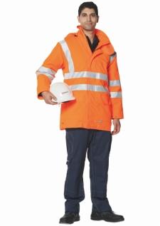 Warnschutz - Jacke Mosel