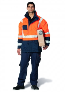 Warnschutz - Jacke Stockholm