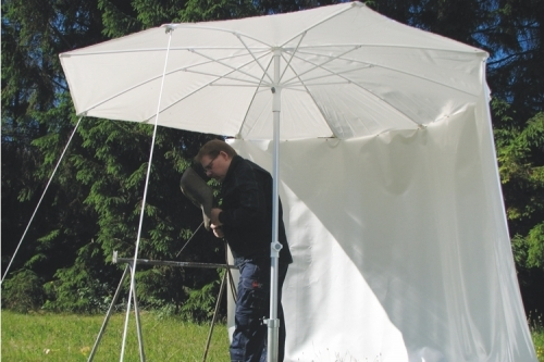 Zelte und Planen - Schirm Standard