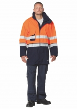 Warnschutz - Jacke Brilliant