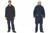 Wetterschutz - Mantel Patrol + Jacke Petersburg