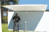 Zelte und Panen - Rechteckschirm