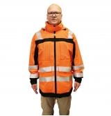 Warnschutz - Jacke Oslo