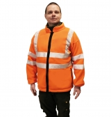 Warnschutz - Jacke Schwaben